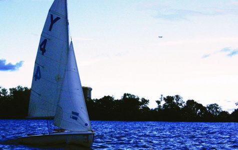 Setting Sail: Athletics department adds sailing team
