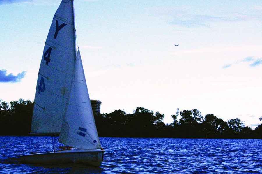 Setting Sail: Athletics department adds sailing team