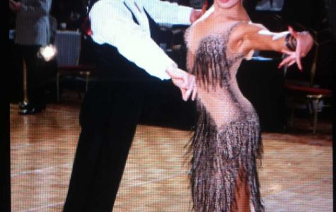 Rising dancer Ashley Sanchez places fifth in national ballroom dance competition