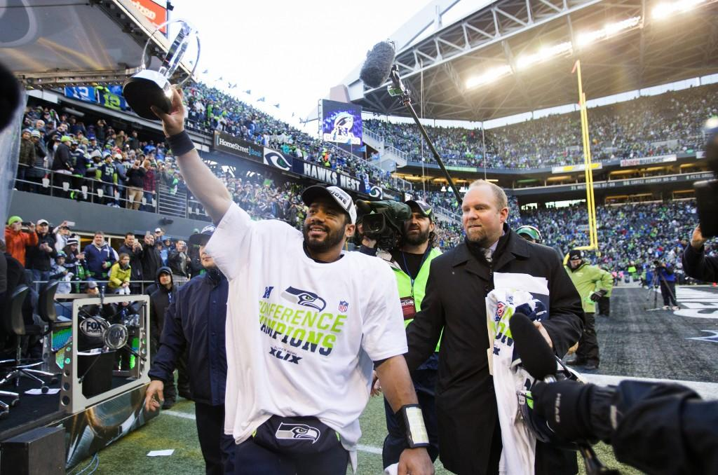 Seattle Seahawks to Face the New England Patriots at SuperBowl XLIV after a Historic Comeback
