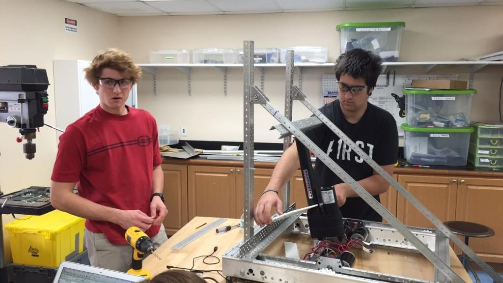 Engineering Students to Compete in Recycle Rush