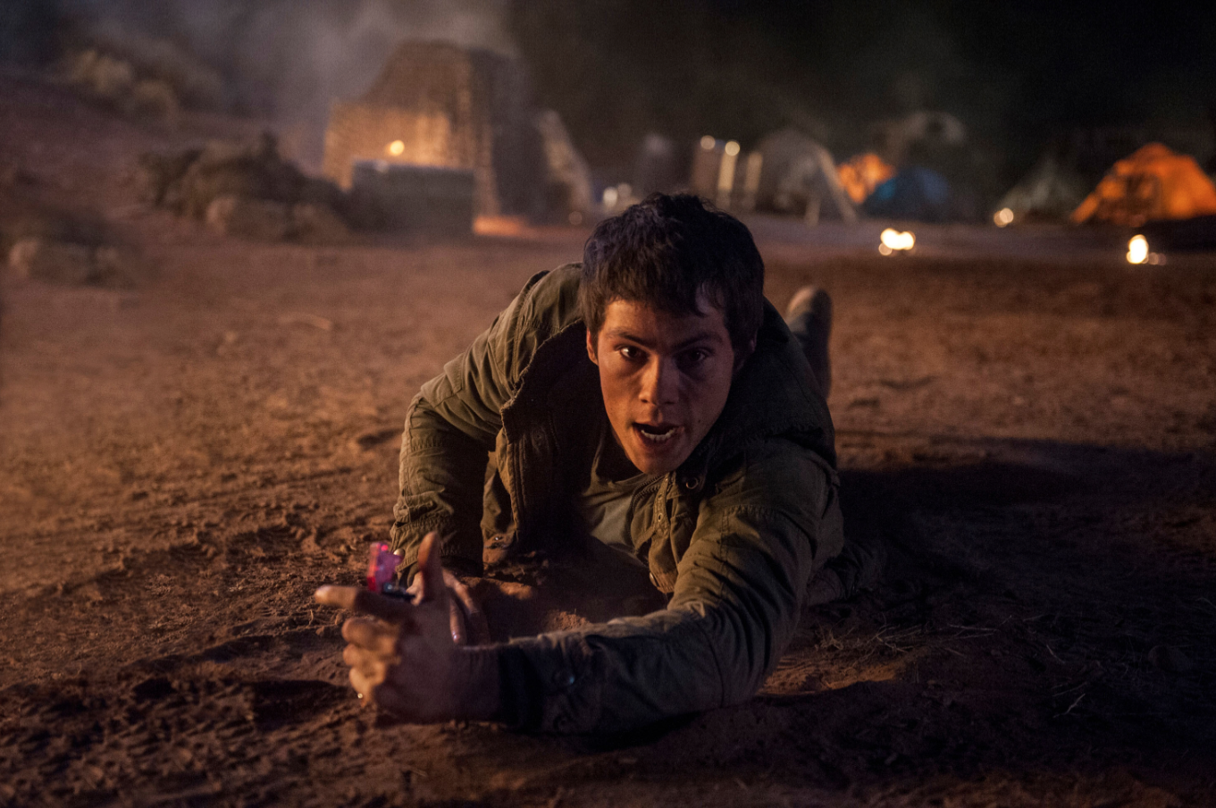 Roundtable Interview with the Cast of Maze Runner: The Scorch Trials