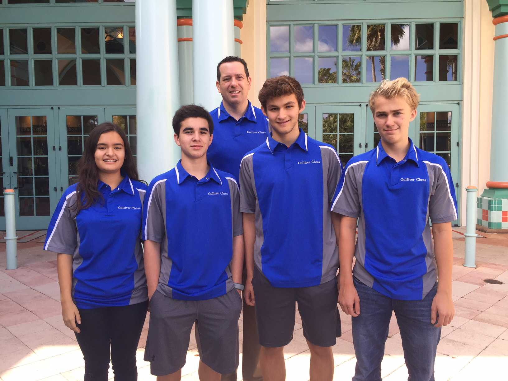 Chess Team Awarded Runner up at Nationals
