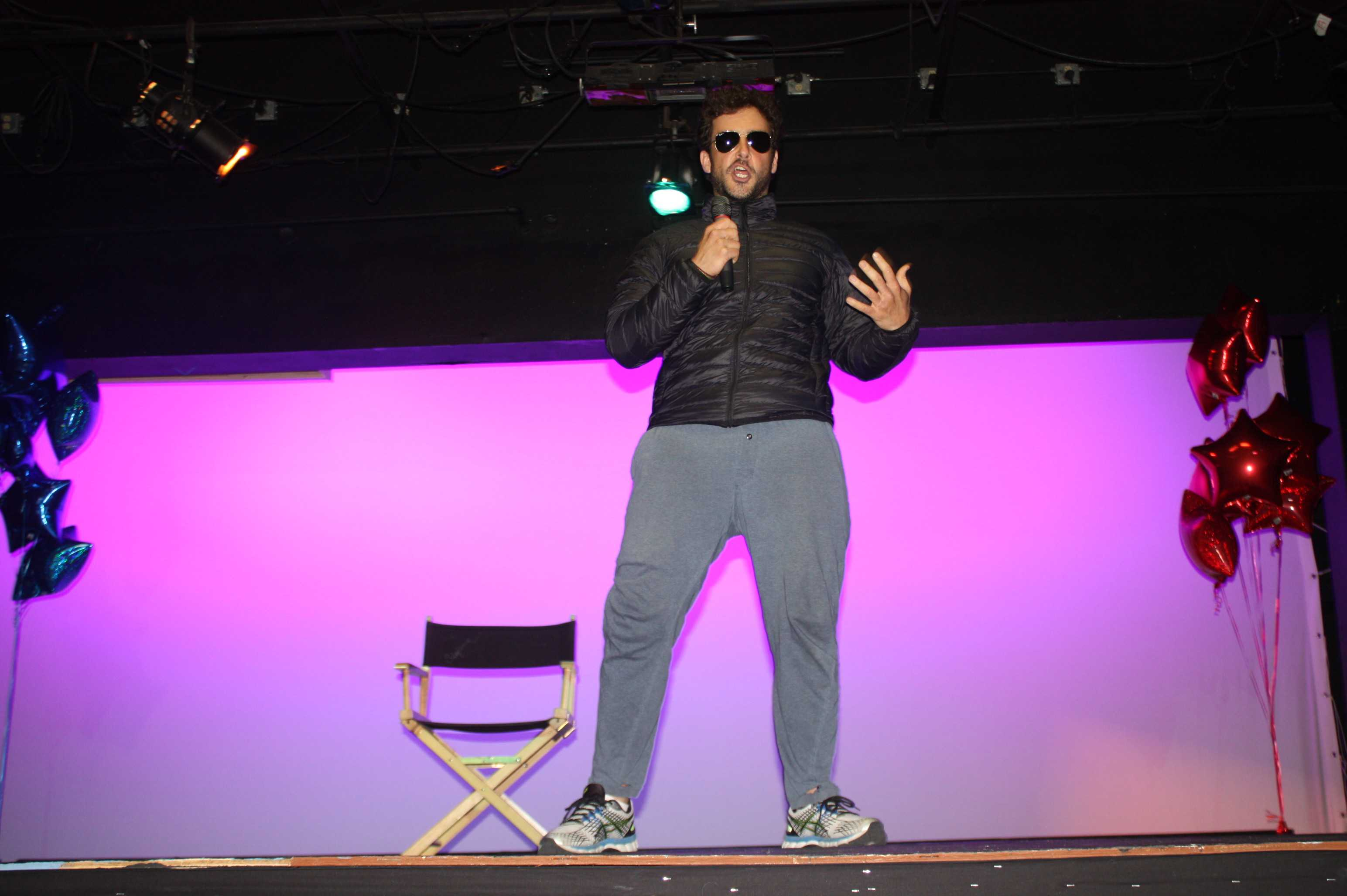 National Honor Society Hosts First Ever Faculty Karaoke Night