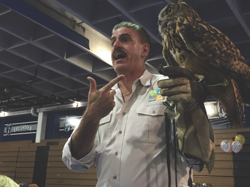 """""""Food for Thought"""" Features Wildlife Expert Ron Magill"""