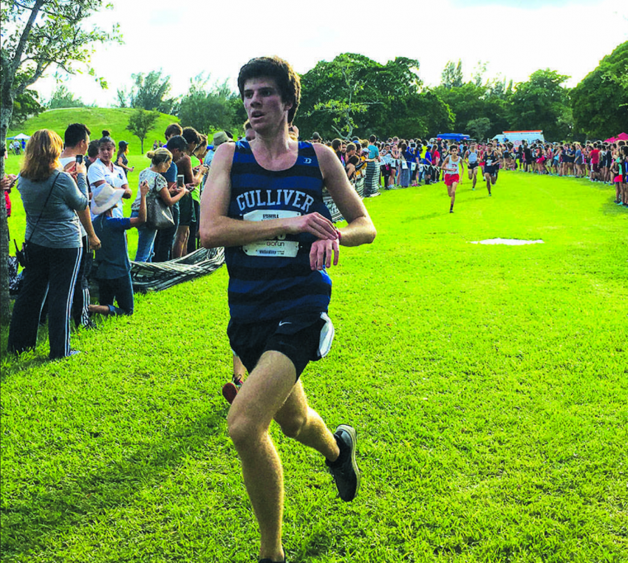 Cross Country looks to use experience for strong finish