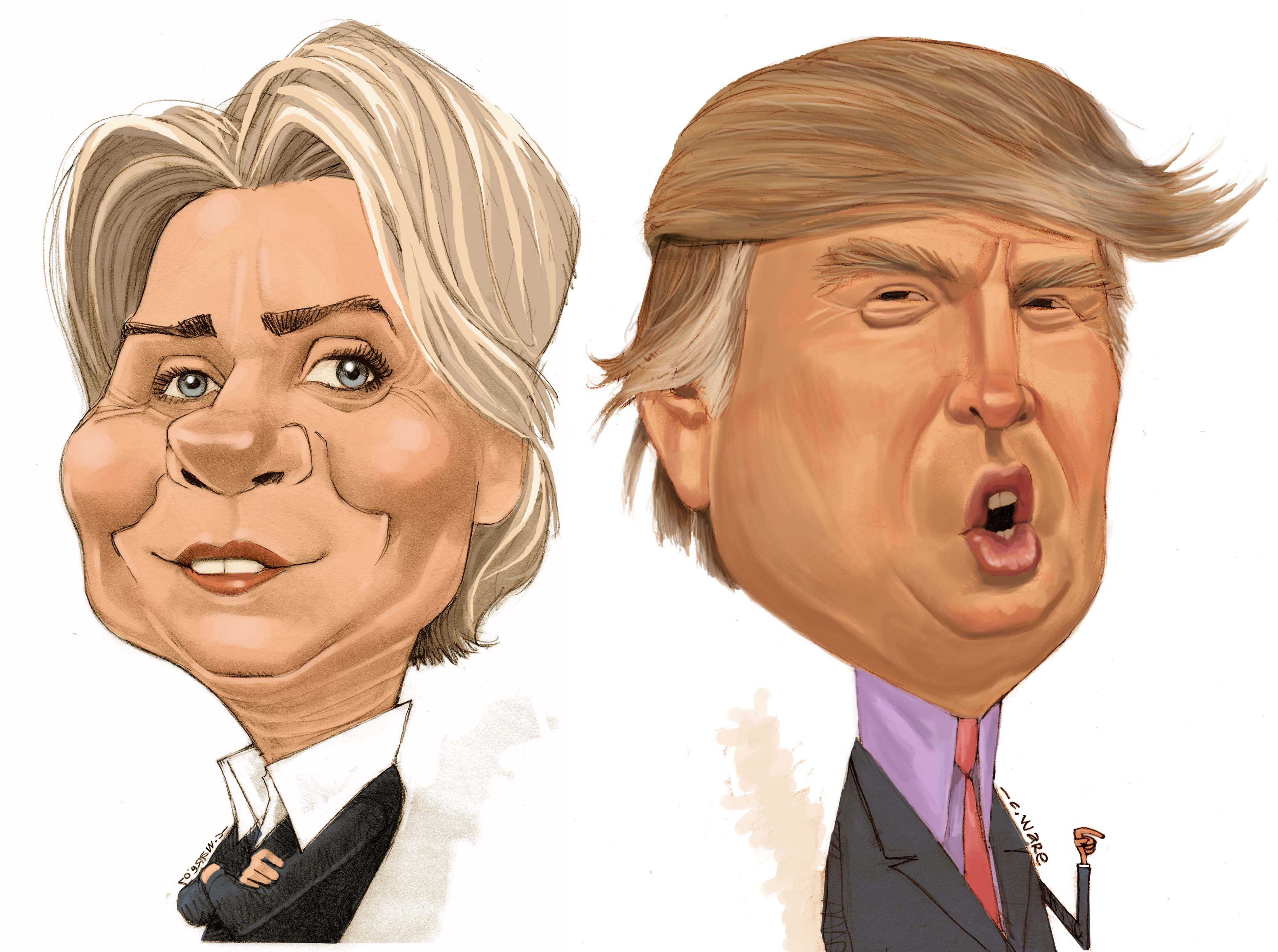Decision 2016: A Look into each Presidential Candidate's Campaign Platform