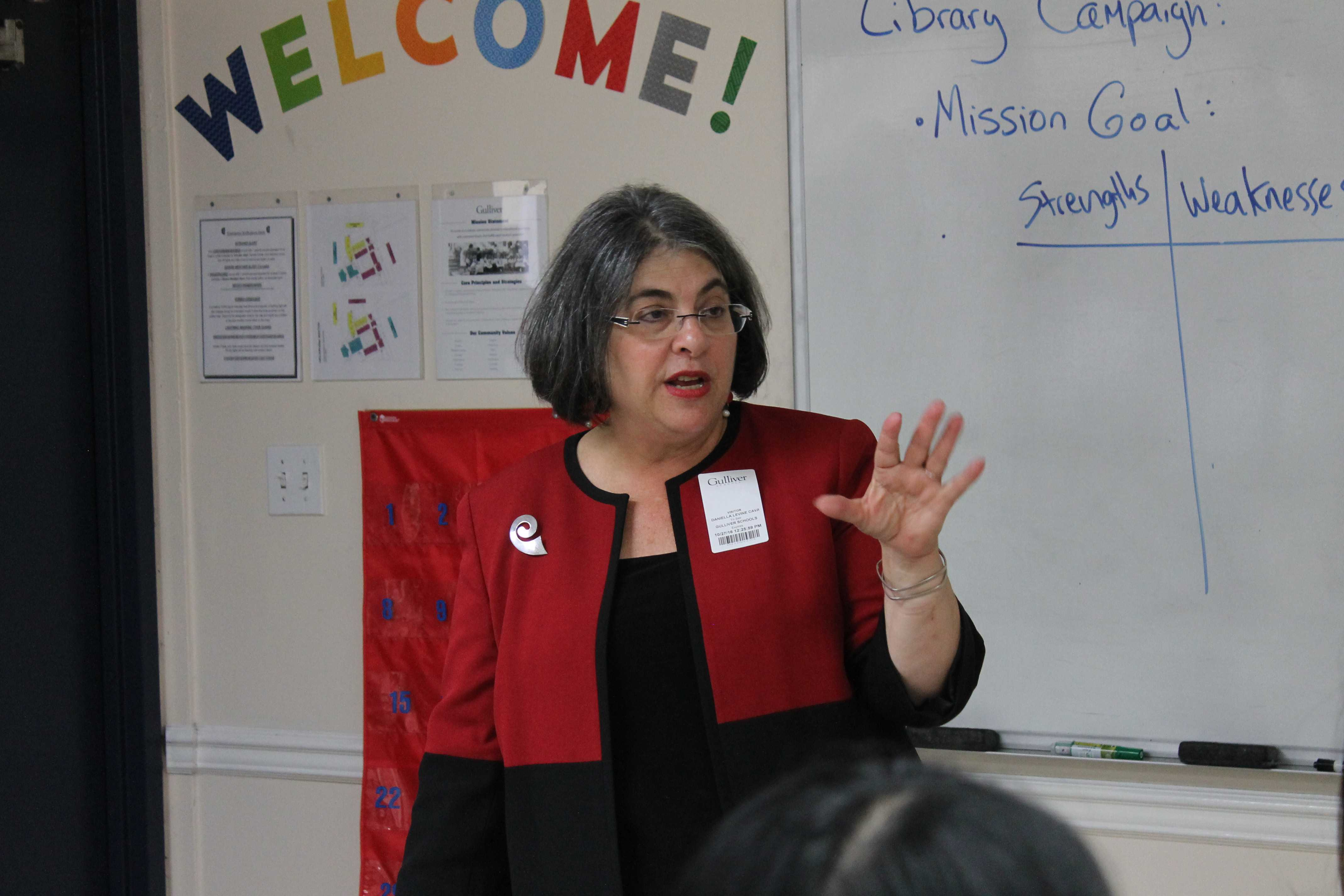 Actively Engaged: County Commissioner visits Youth to Power Raider Seminar