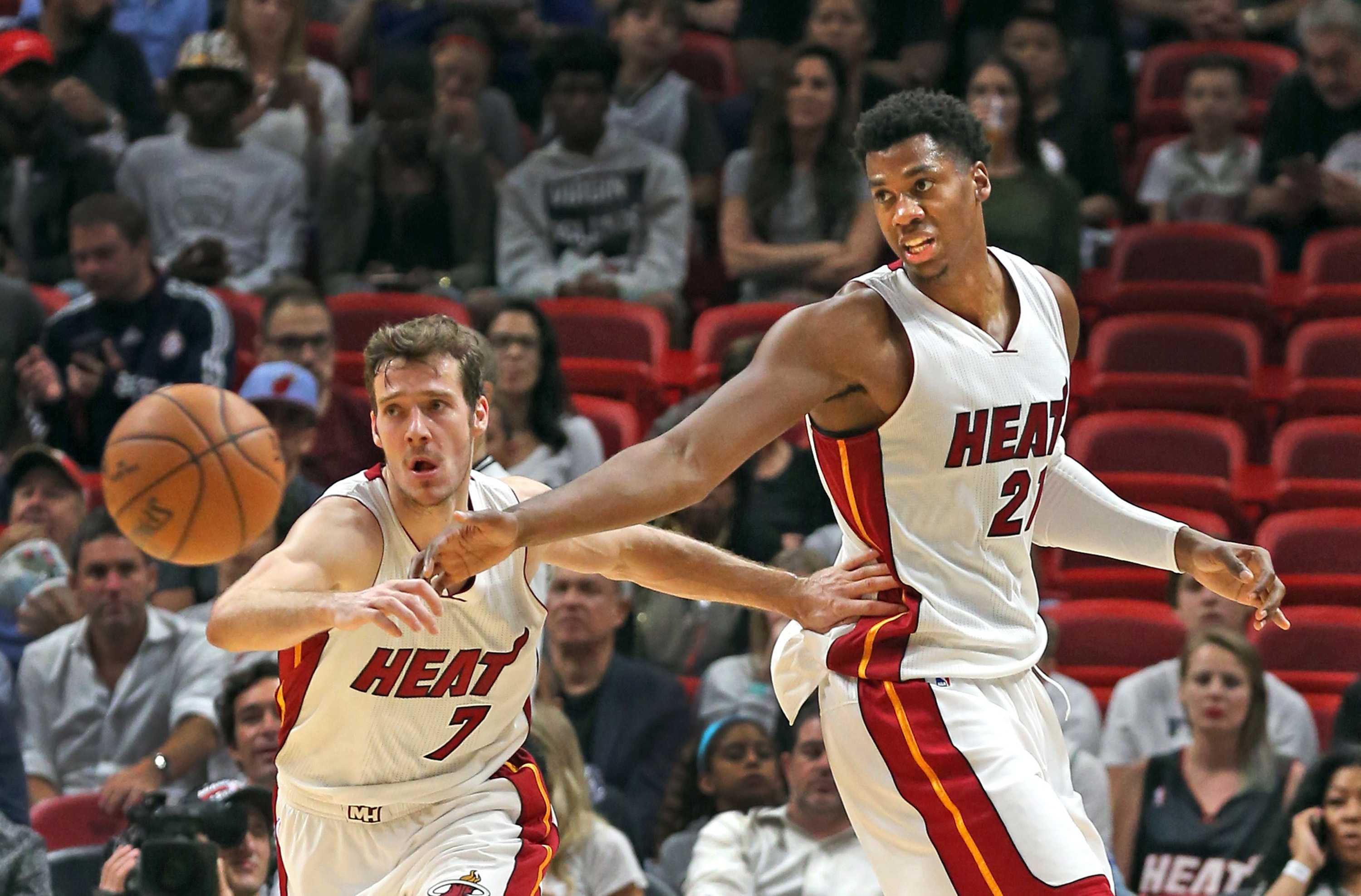Heat Hoping to Bounce Back