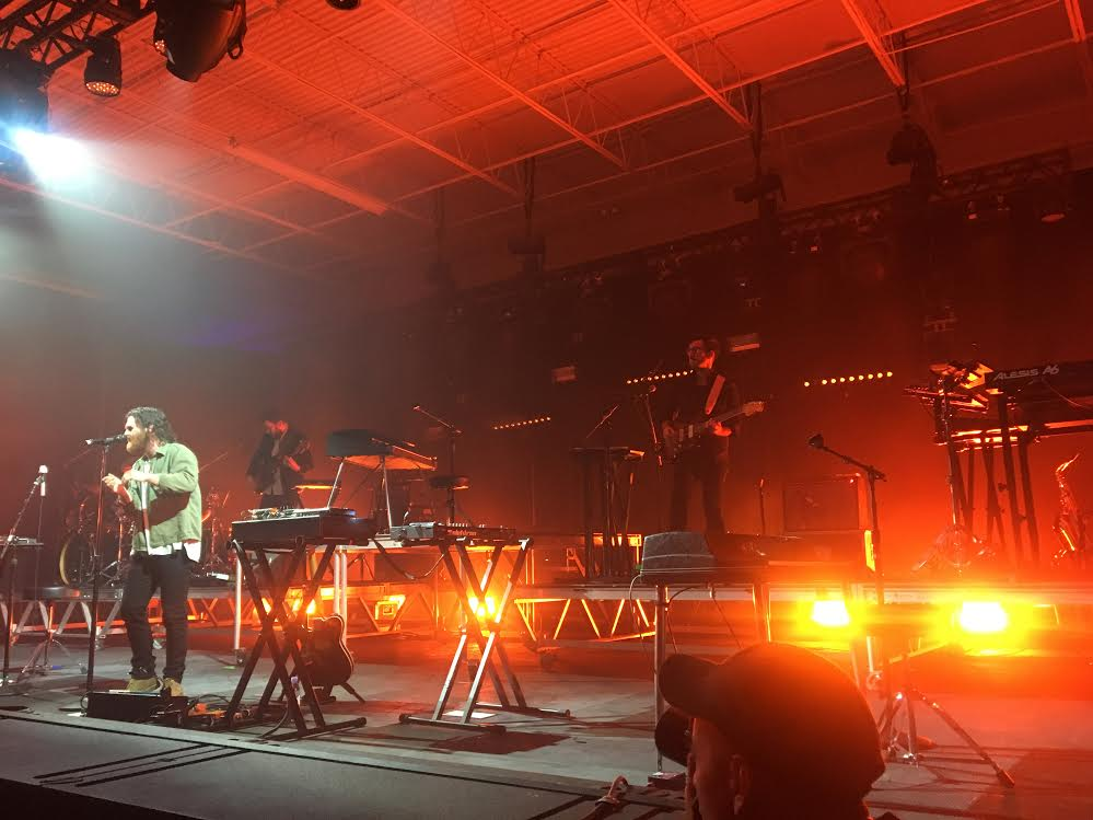 Chet Faker disappoints at Art Basel concert
