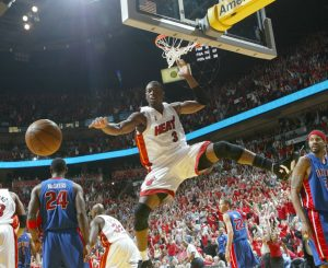 Wade's Return energizes the Heat
