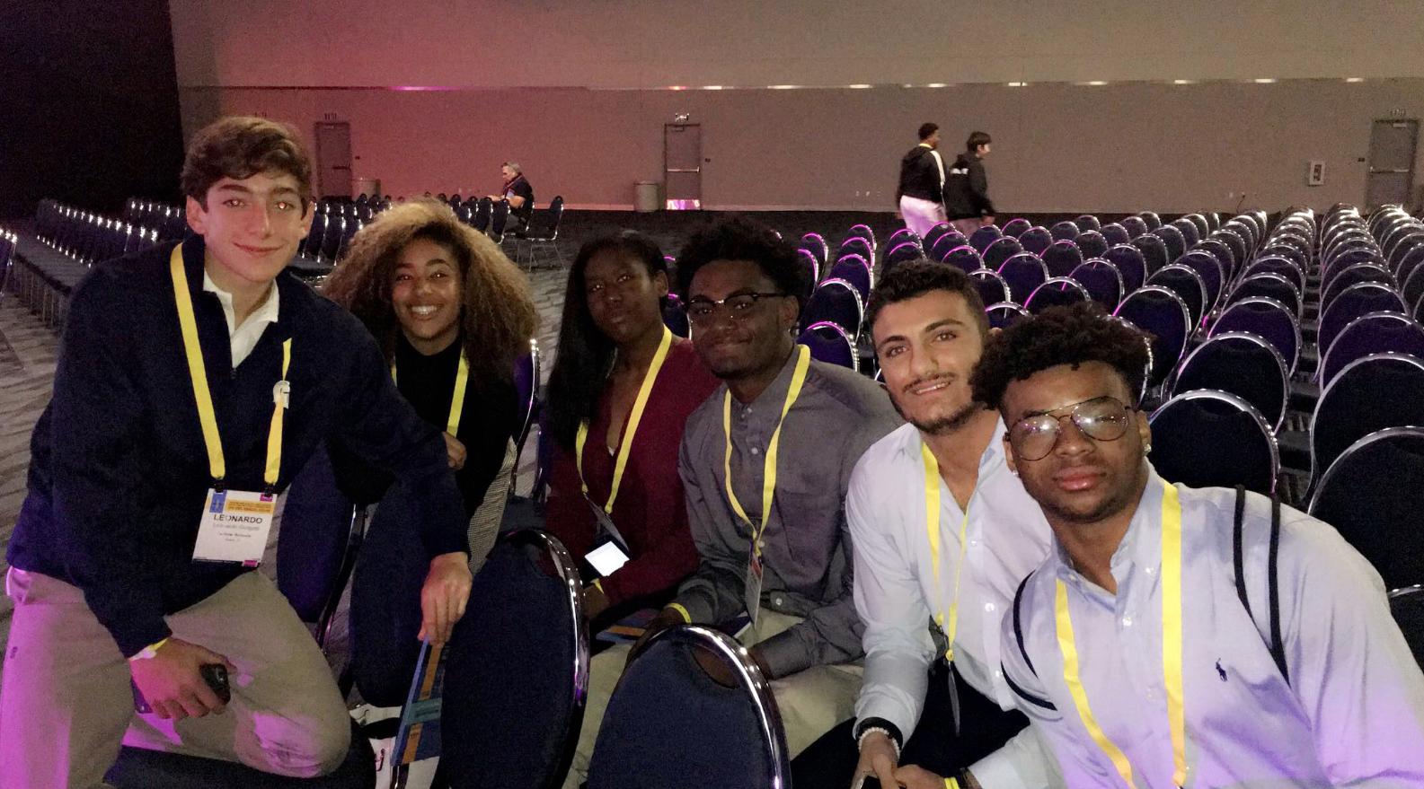 Student Diversity Leadership Conference Promotes Acceptance