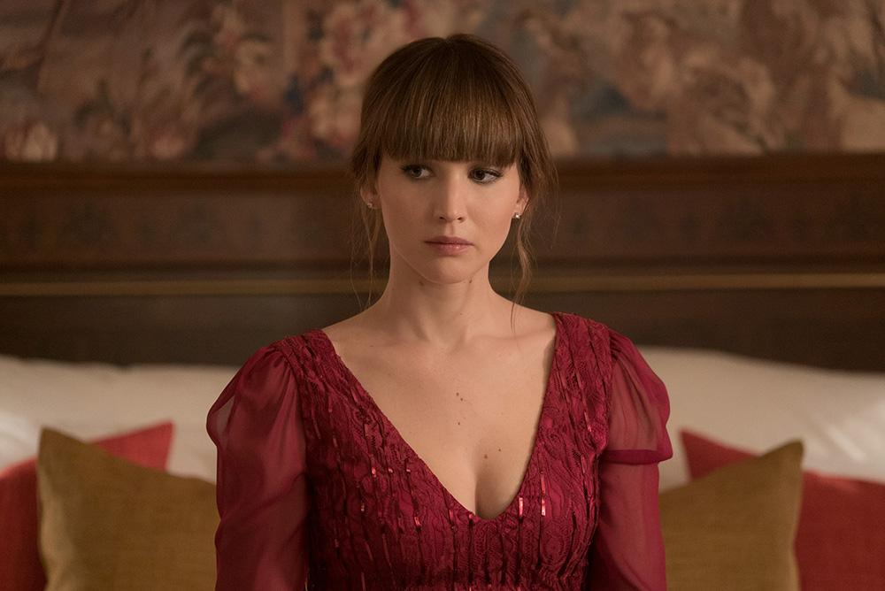 Red Sparrow Fails To Fly High