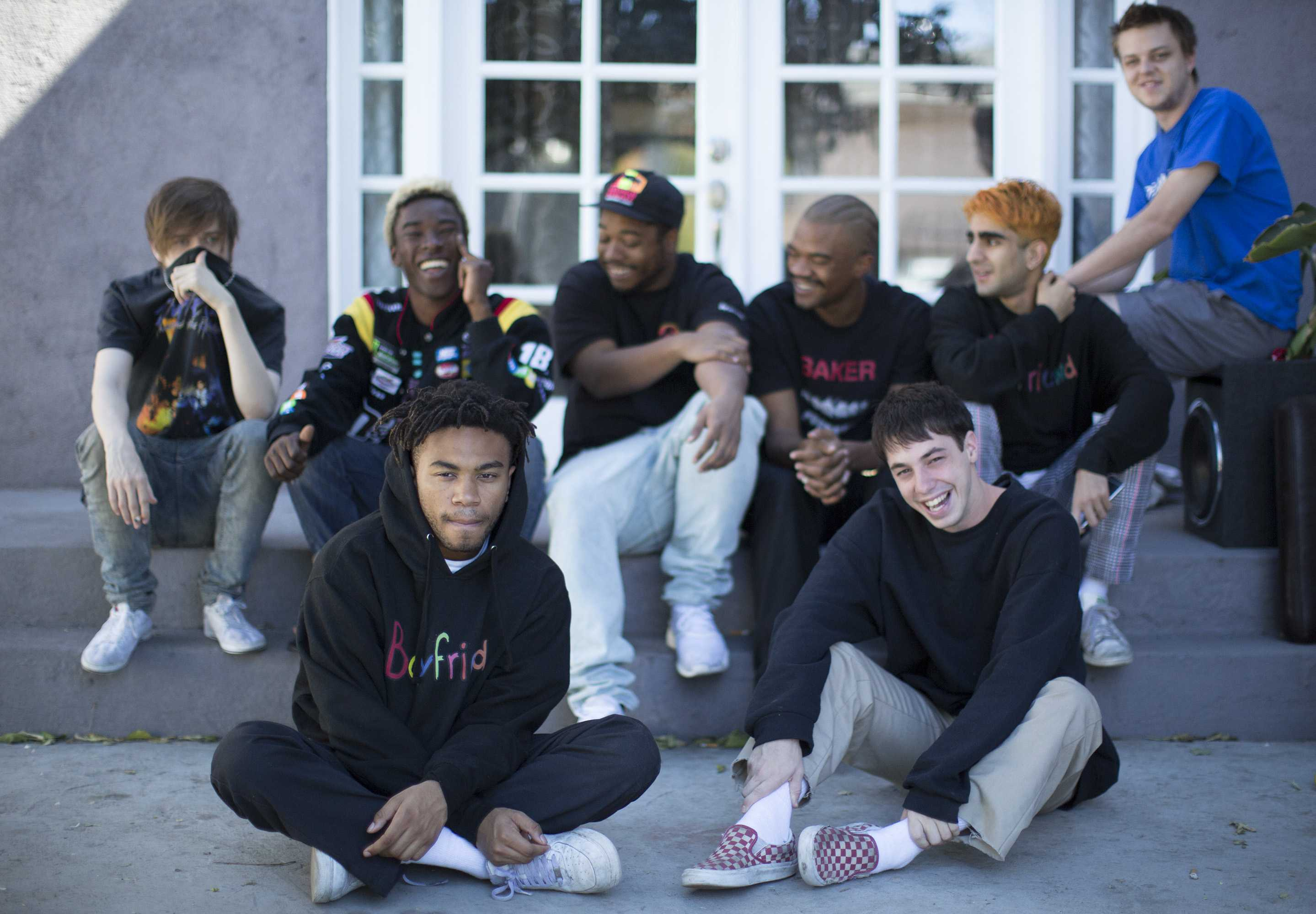 Brockhampton Breaks Out