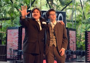 The Drama Department presents Chicago at Pinecrest Gardens