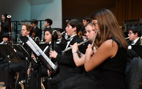 Prep Musicians bring audience to their feet at annual holiday concert