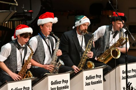 Prep Musicians bring audience to their feet at annual