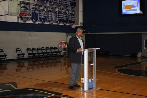 Guest Speaker Evan Ford Visits Prep