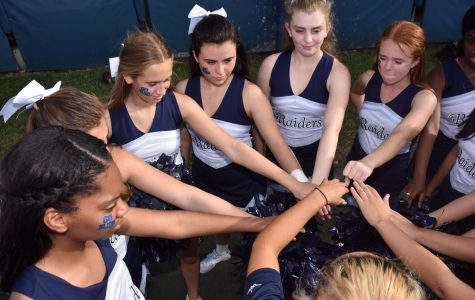 Cheerleading returns to Prep for 2018-19 school year