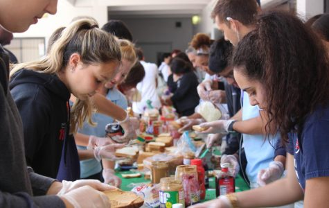 Smiling Tummies Hosts Sandwich-Making Event for the Miami Rescue Mission