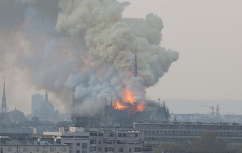 Fire devastates Notre Dame Cathedral