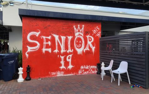 Senior Prank: Pointless and Annoying