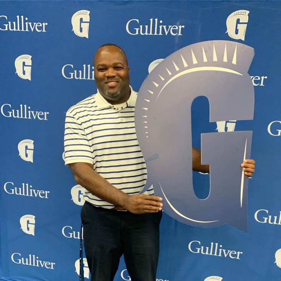 Fueling the athletic experience with new athletic director Ira Childress