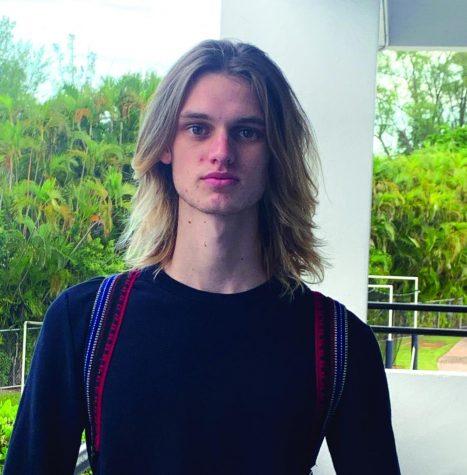 Photo of Blake Reid
