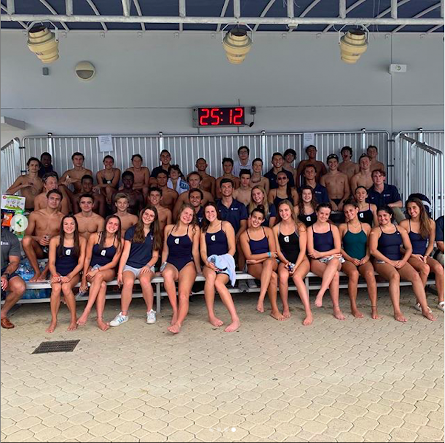 The boys and girls swimming teams ended their season on a high note with their meet against Ransom on Monday, Oct 7. The meet was a big success because the Raiders won all of their individual races and relays. They will continue into the postseason at the Palm League Championships on Saturday, Oct 12 at 1 p.m.