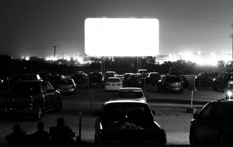 People park in their cars and enjoy a night at the movies. While social distancing, it's time to bring back the old days of going to a drive-in and enjoying a movie the old-fashioned way.