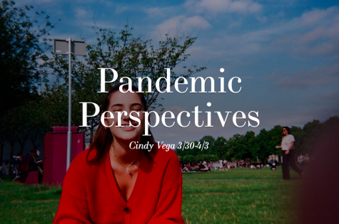 Yearbook Students Reflect on Life During a Pandemic