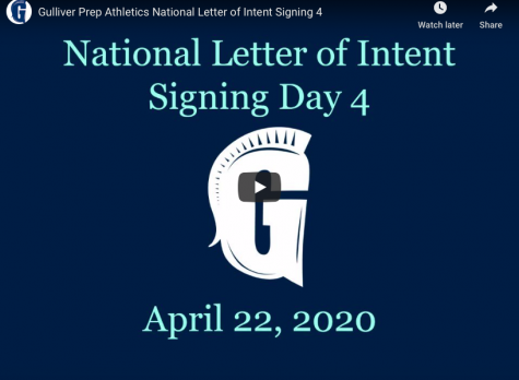 Class of 2020 Makes History with First Virtual National Signing Day