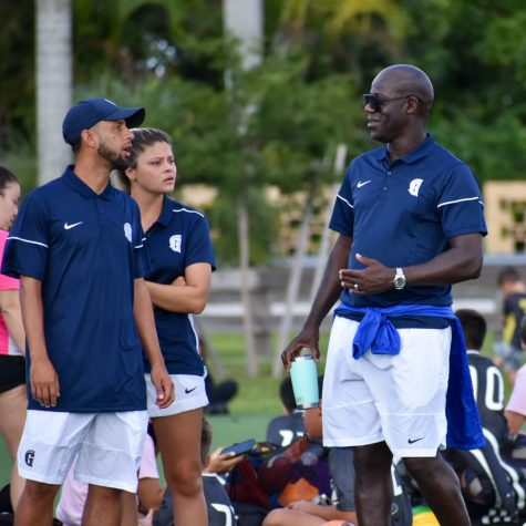 "Coach Chris Bart-Williams has made the decision to officially leave the soccer program. ""It was a really hard decision for me to walk away after such a wonderful experience,"" said Bart-Williams in an interview Apr. 15. The coach urged the team to continue to work hard to meet their goals."