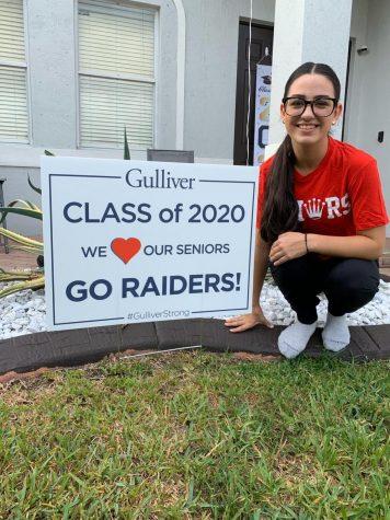 Senior Amanda Gonzales