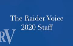 Meet Our 2020-2021 Staff!