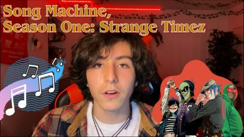 Album Review: Song Machine, Season One: Strange Timez by Gorillaz