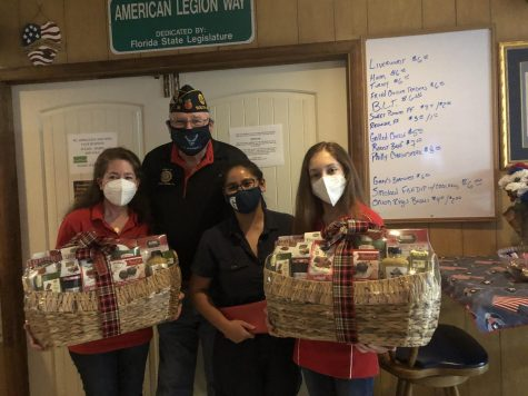 Music Club Finds New Ways to Continue Thanksgiving Traditions with American Legion
