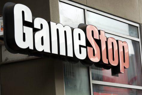 A GameStop store in Los Angeles. (Dania Maxwell/Los Angeles Times/TNS)