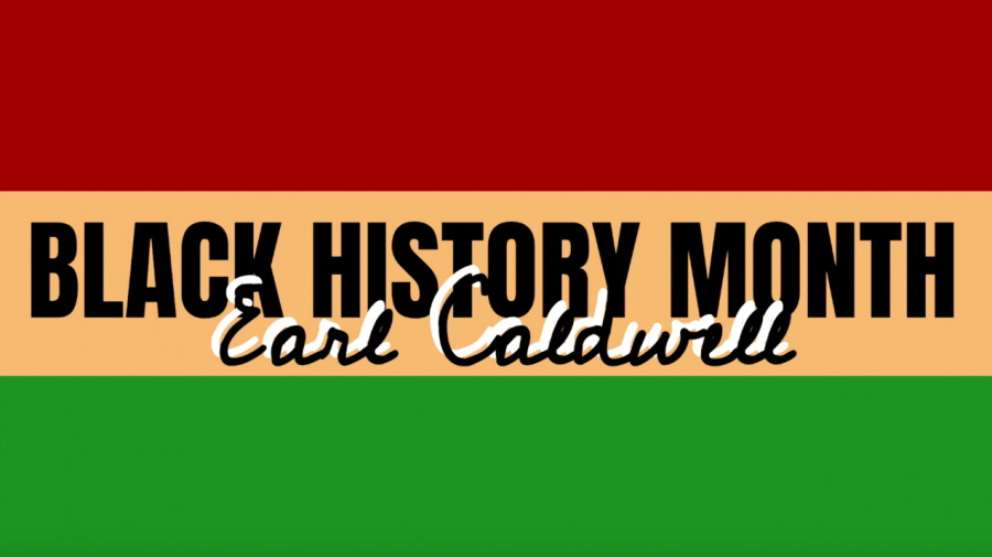 Black History Month: The Story of Journalist Earl Caldwell