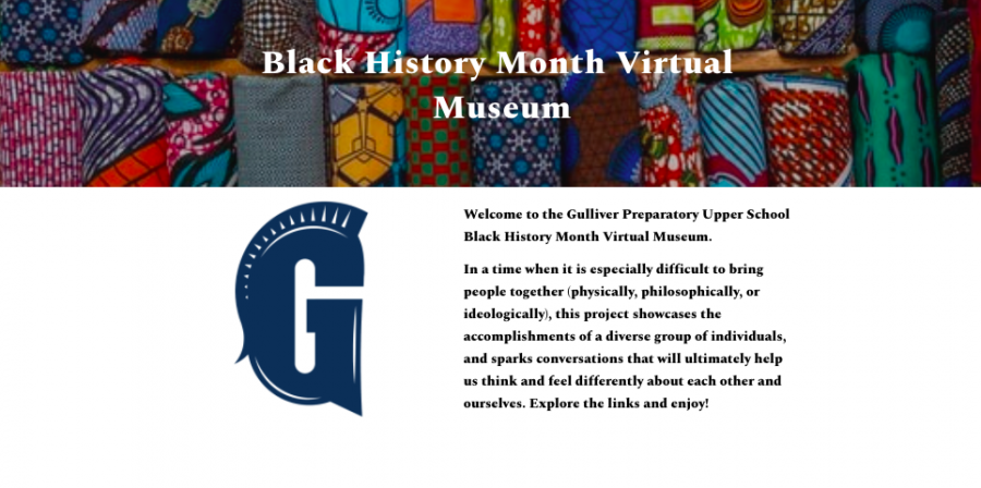 In honor of Black History Month, students and faculty across programs participated in an extensive interdisciplinary project showcasing student work recognizing black history and celebrating influential people.