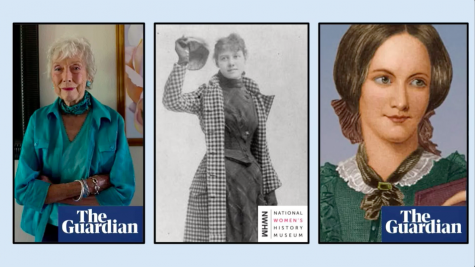 Three overlooked women in history. Video by Anya Gruener.