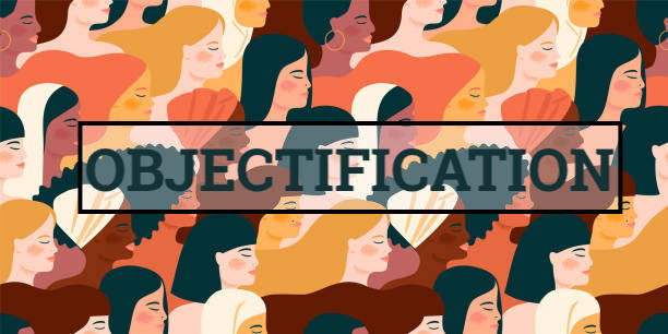 During Women's History Month, it is important to notice some of the issues that have faced women throughout history and today. One of these is objectification.