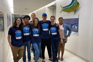 Gulliver's Ocean Science team finished in the final eight at last year's Manatee Bowl. However, this year's team beat Mast Academy last weekend to win first place in the now-virtual tournament.