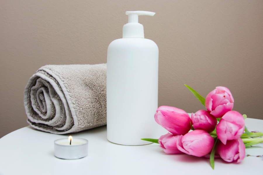 As a special treat for your mom, bring the spa to your home with