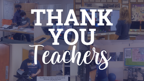 Teacher Appreciation Week: Thank You Teachers!