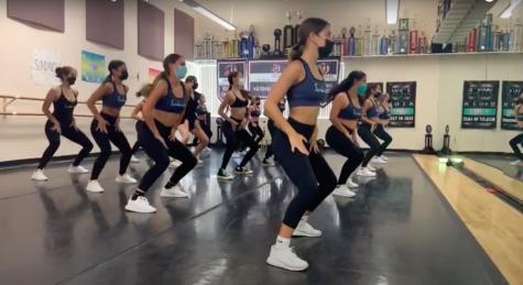 Sundancers Back On Stage for Upcoming Dance Team Intensive