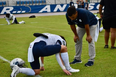 Football Team Benefits From Yoga Practice